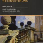 CONFLICT OF LAWS,THE